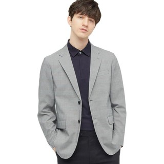 UNIQLO 优衣库 437161 男士西装外套