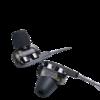 Langsdom 兰士顿 D4C 入耳式动圈有线耳机 黑色 3.5mm