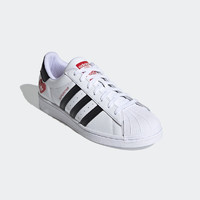 adidas Originals SUPERSTAR 男女低帮经典运动鞋