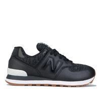 new balance 574 女士跑鞋