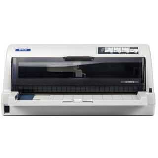 EPSON 爱普生 LQ-680KII 针式打印机(106列平推式)