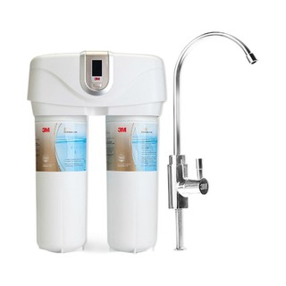 3M SDW8000T-CN 厨下式净水器 官方套机