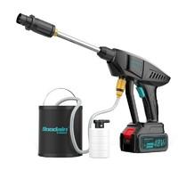 Boodain R1高压无线洗车机 锂电洗车水枪 400w