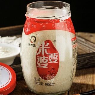 Mipopo 米婆婆 甜香酒酿 900g*2瓶