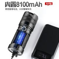 SupFire 神火 GT60 强光手电筒+神火高倍放大镜
