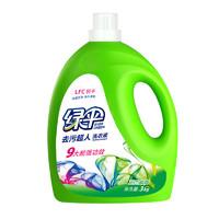 EVER GREEN 绿伞 深层洁净洗衣液 3kg