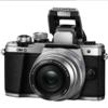 OLYMPUS 奥林巴斯 E-M10 Mark II M4/3画幅 微单相机 银色 14-42mm F3.5 变焦镜头 单头套机