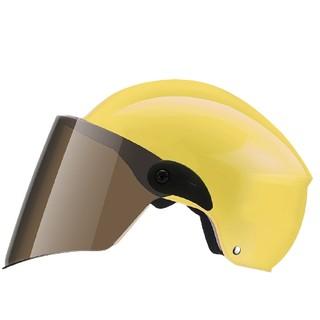 TRUEFAI 真辉 安全头盔 基础款 黄色