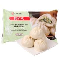 限地区:沈大成 香菇素菜包 300g