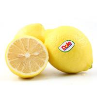 Dole 都乐 国产柠檬 特级果8粒装 单果重约90-130g