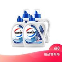 Walch 威露士 有氧洗系列 洗衣液套装 2kg*2瓶+1kg*2瓶