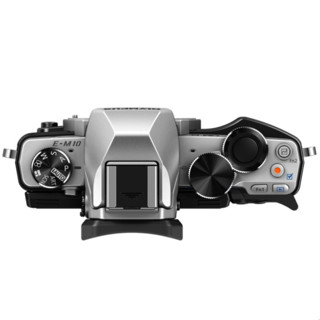 OLYMPUS 奥林巴斯 PEN E-M10 M4/3画幅 微单相机 黑色 单机身