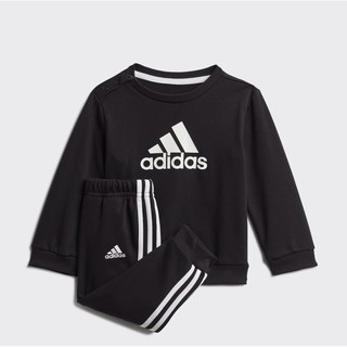 adidas 阿迪达斯 婴童装训练运动套装GM8977 GM8978