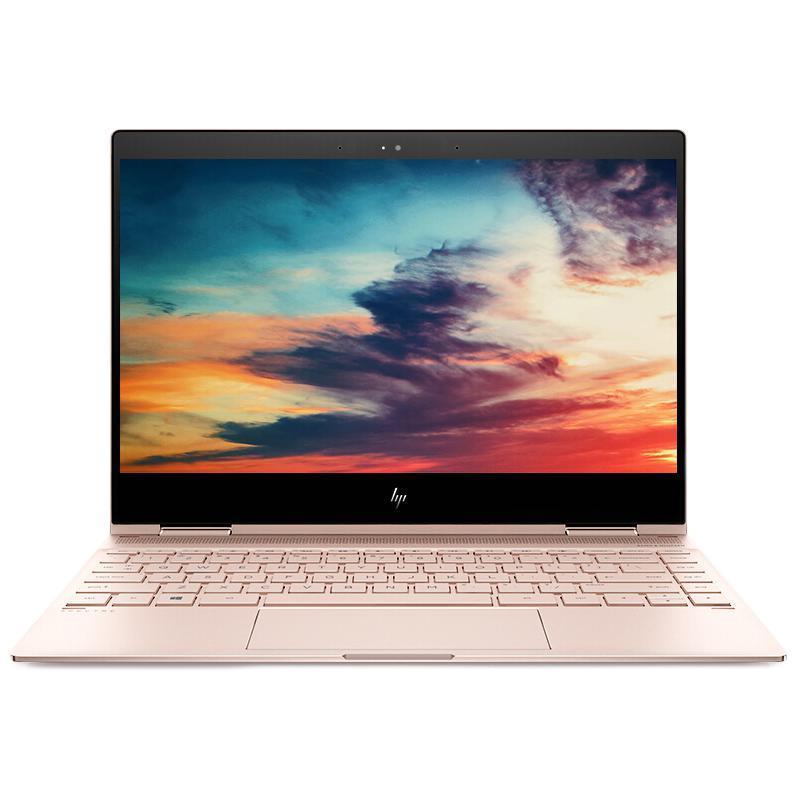 HP 惠普 Spectre x360 13 13.3英寸 变形轻薄本 粉色(酷睿i7-8550U、核芯显卡、8GB、512GB SSD、1080P、IPS、3FH35PA)