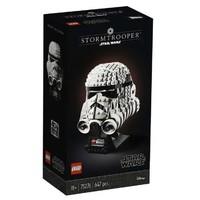 LEGO 乐高 星球大战系列 75276 冲锋队员头盔
