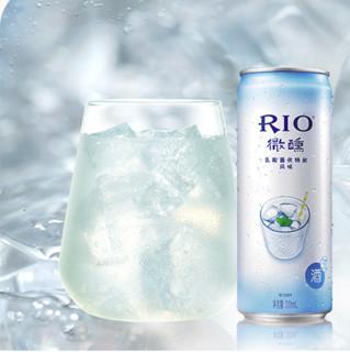 RIO 锐澳 微醺 预调鸡尾酒组合装 混合口味 330ml*10罐