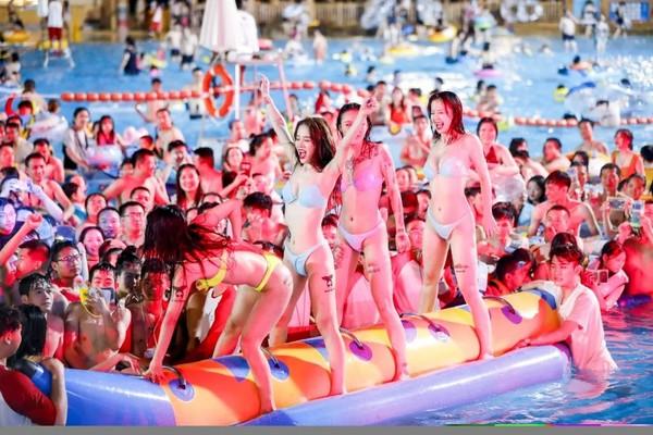 南京玛雅海滩水公园,6.11号-9.5号无限次畅玩!