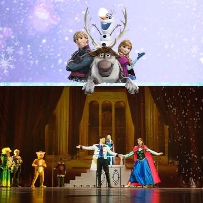 文末抽免单:杭州东坡大剧院,冰雪皇后·爱莎的魔法秘密亲子剧定档7月17日