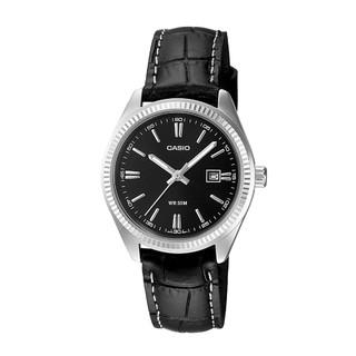 CASIO 卡西欧 手表指针系列夜光指针简约石英女士手表