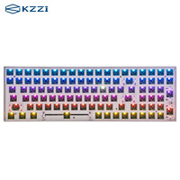 KZZI 珂芝 100Pro 100键三模RGB机械键盘 客制化套件