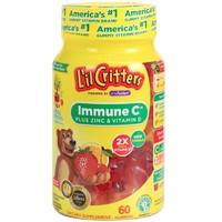L'il Critters 丽贵 儿童VC+锌复合软糖 60粒