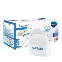 BRITA 碧然德 滤水壶滤芯 Maxtra+多效滤芯6只装