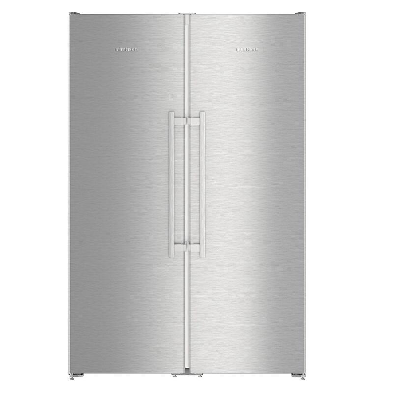 liebherr 利勃海尔 SBSef 7242 风冷对开门冰箱 708L 银色