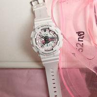 CASIO 卡西欧 GMAS110MP 女士石英腕表