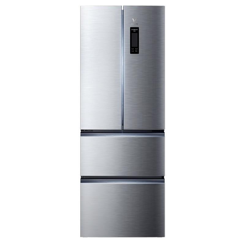24日0点截止 : VIOMI 云米 BCD-355WMSAF04A 风冷多门冰箱 355L