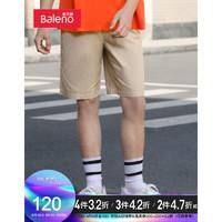 Baleno 班尼路 88010025 男款时尚沙滩五分裤