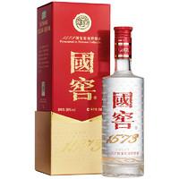 LUZHOULAOJIAO 泸州老窖 国窖1573 38%vol 浓香型白酒  500ml 单瓶装