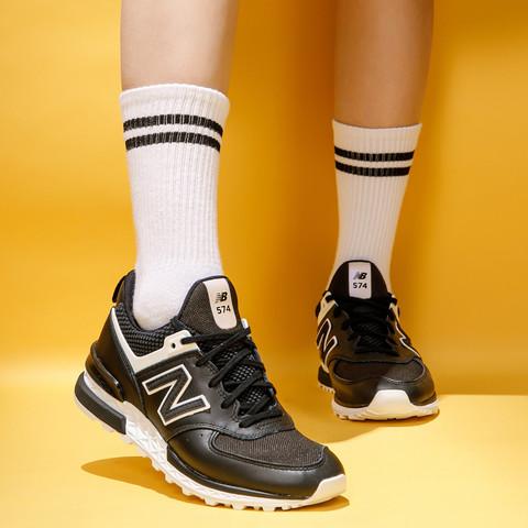 new balance NB574 女款运动鞋 抓地减震