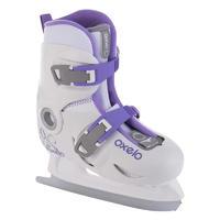 DECATHLON 迪卡侬 女童入门冰刀鞋 8156301 白色 32
