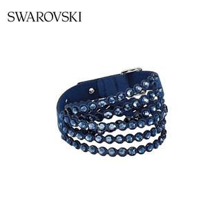SWAROVSKI 施华洛世奇 叠搭设计 POWER 蓝色 时尚饰品 女友礼物 5511697