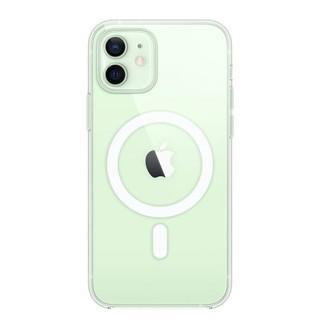 Apple 苹果 iPhone12系列 硅胶手机壳 透明色