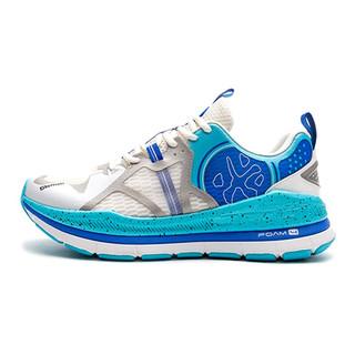 bmai 必迈 运动鞋男春夏护膝马拉松跑鞋子远征者2.0国货精品 珍珠白色 42.5