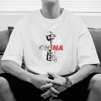 Semir 森马 ZA3A002212S59-D010  男士T恤