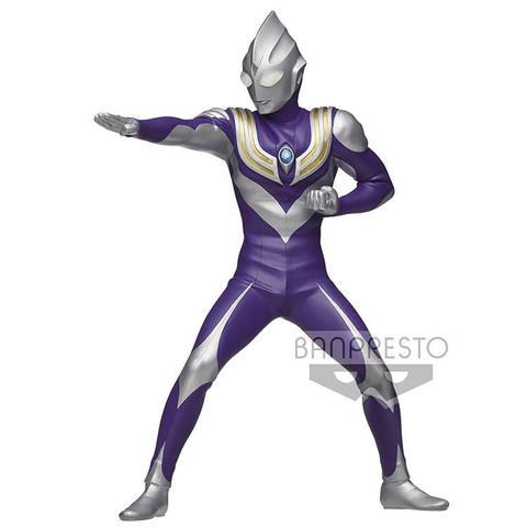 BANPRESTO 眼镜厂 BP 英雄勇像 迪迦奥特曼 紫色 空中 复合形态