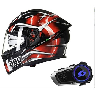 AGV K5 S 摩托车头盔 加维迈通V8S