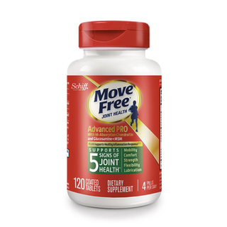 Move Free 益节 金装绿瓶 氨糖软骨素 120粒
