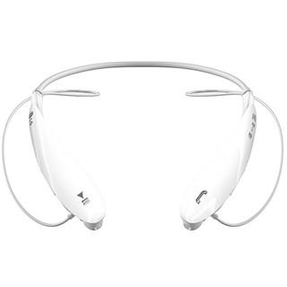 LG 乐金 HBS-800 入耳式颈挂式主动降噪蓝牙耳机 白色