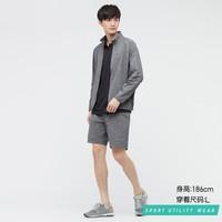 UNIQLO 优衣库 433056 男士高弹力短裤