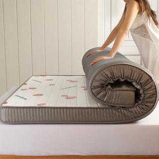 移动端 : 琳豆豆 乳胶软垫记忆棉床垫 10cm 立体 90*200cm