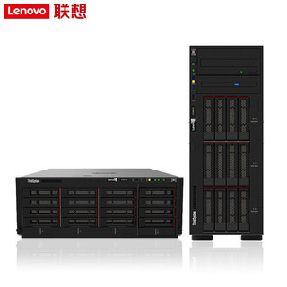 Lenovo 联想 ST650 V2双路GPU运算服务器主机 塔式支持机架
