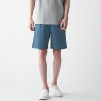 MUJI 无印良品 AED14A1S 男士短裤