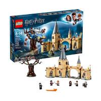 黑卡会员:LEGO 乐高 Harry Potter哈利·波特系列 75953 霍格沃茨城门与打人柳