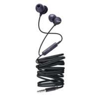 PHILIPS 飞利浦 SHE2405 入耳式有线耳机 黑色 3.5mm