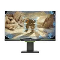 HP 惠普 Omen暗影精灵 27XQ 27英寸 TN FreeSync 显示器 (2560×1440、144Hz)