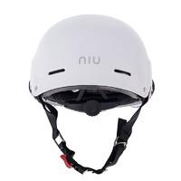 Niu Technologies 小牛电动 骑行头盔 511GY103J 白色 头围56-60cm