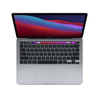 88VIP : Apple 苹果 MacBook Pro 13.3英寸笔记本电脑(Apple M1、16GB、256GB SSD)